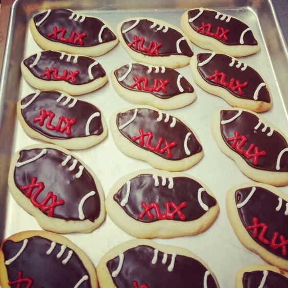 #Deflategate Cookies. ....naturally.