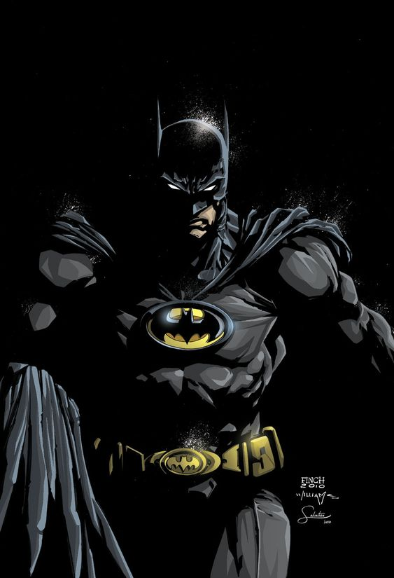 Batman by David Finch Batman Overload Pinterest