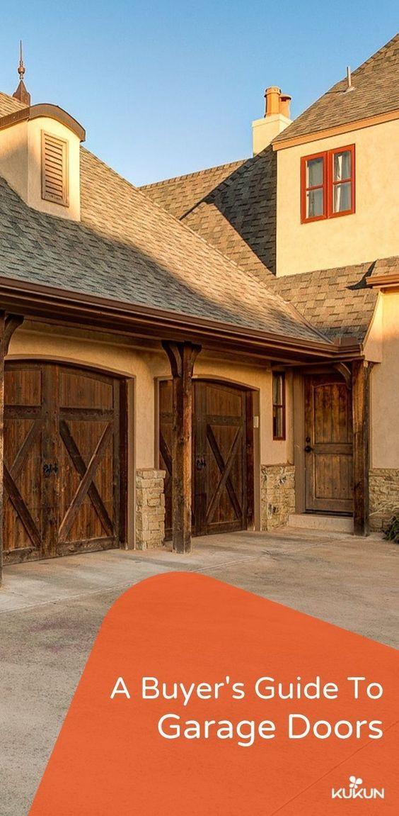 Need Help Picking The Right Garage Door We Ve Compiled This Comprehensive Garage Doors Buying Guide Garage Door Design Garage Door Styles Garage Doors Prices
