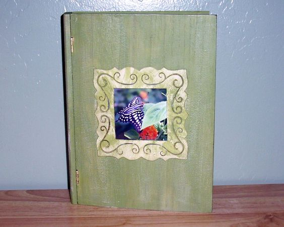 Butterfly Book Box