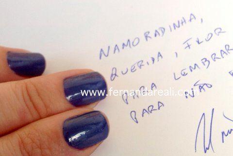 Esmalte e Palavras de Amor - Fernanda Reali