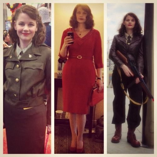 peggy carter agent carter source christie cosplay photo by rayfy cosplay pinterest