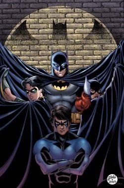Batman and the Young Guns