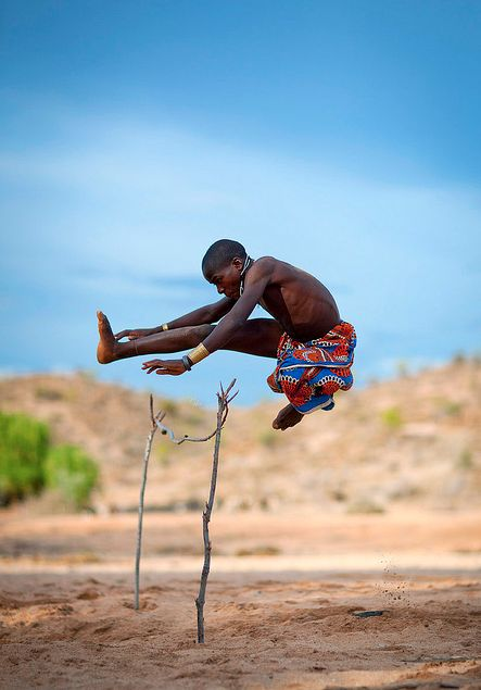 Persistence can change failure into extraordinary achievement.    mucubal tribe, angola