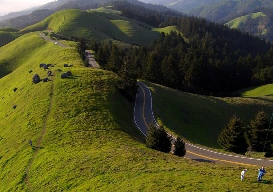 Ridgecrest. | 21 Reasons Marin County Is The Most Beautiful County