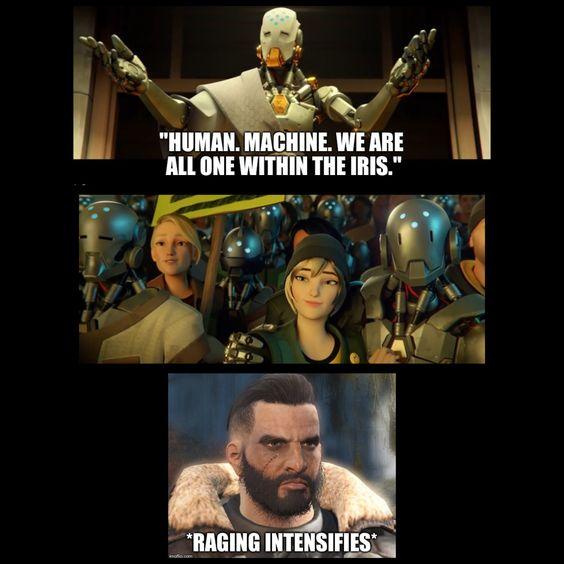 9c8d4a1760922aea35e09395802b3b37 gaming memes nerdy things elder maxson's worst nightmare fallout pinterest fallout