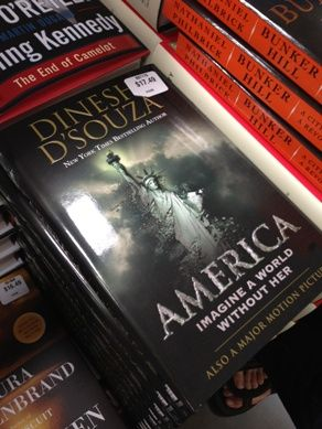 "!!!!!!! WND: Costco removing D'Souza's ""America"" from shelves... CENSORSHIP alive  well... (tsk_tsk)"