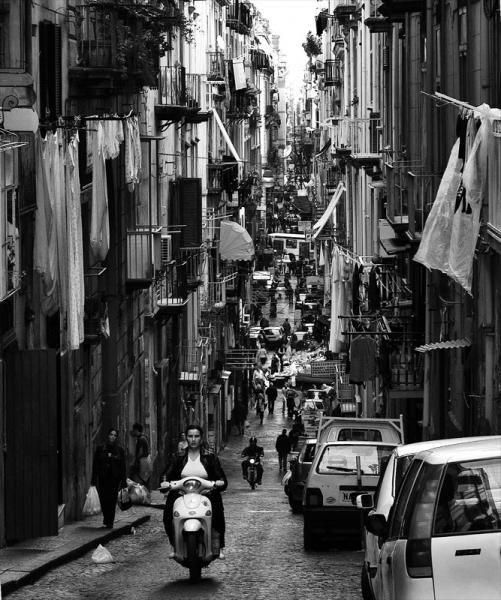 i still love Napoli=unique, exciting & mysterious
