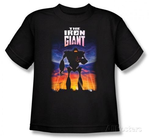 Toddler: Iron Giant - Poster Camiseta na AllPosters.com.br