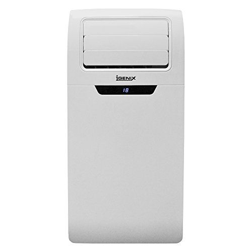 Igenix Ig9902 3 In 1 Portable Air Conditioner With Cooling Heating And Fan Function 3 Fan Speeds With Sleep Mode Remote Control And 12 Hour Programmable Timer White In 2020 Energy Star Dehumidifiers