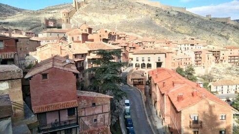 Albarracín, España.