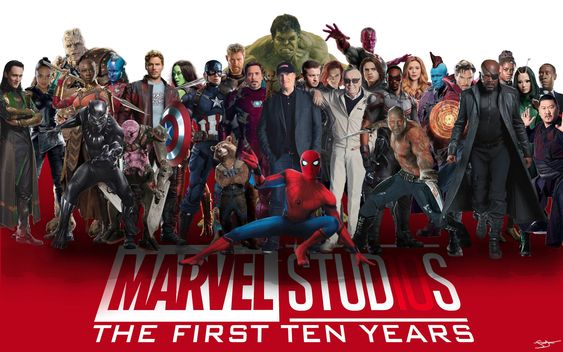 Marvel Studios: The First 10 Years