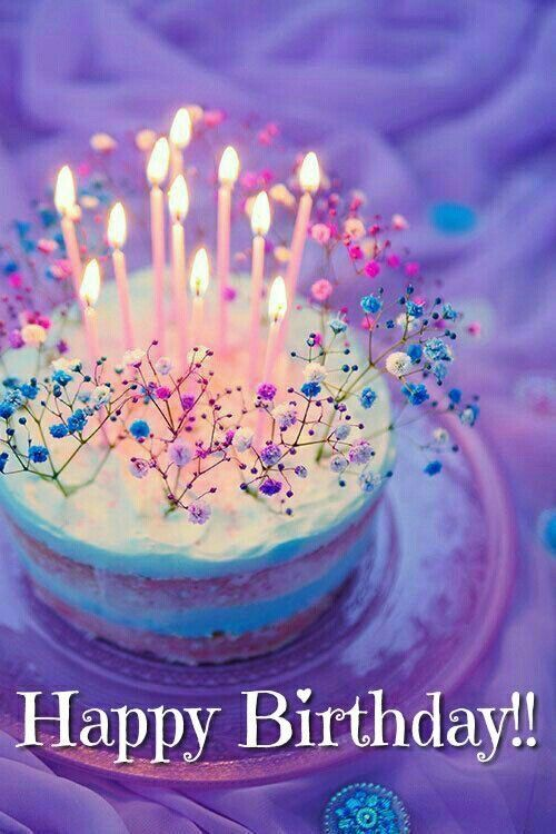 Pin By Janet Healey On Birthday With Images Birthday Wishes