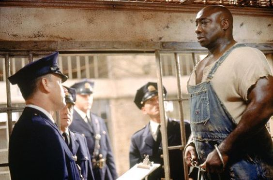 Michael Clarke Duncan Dead At 54 The Green Mile Actor Dies Nearly Two Months After Suffering Heart Attack Film Yesil Sinema