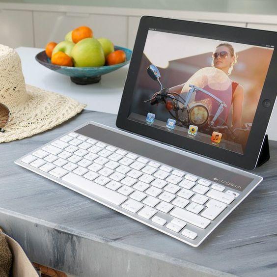 Wireless Solar Keyboard by Logitech