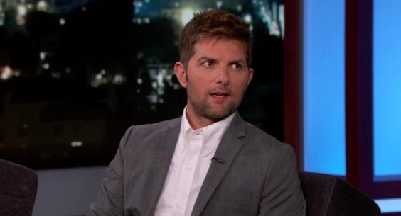In Which Adam Scott Spends Several Minutes Discussing Prosthetic Penises With Jimmy Kimmel