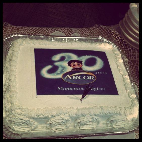 Aniversário Arcor