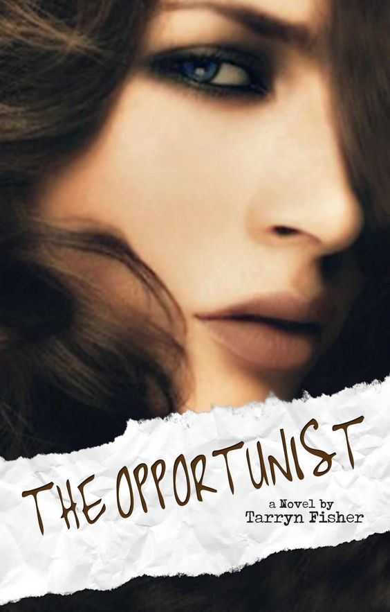 The Opportunist (Love Me With Lies #1) by Tarryn Fisher.... one of my top 5 novel series. & that's a serious hard list to top!