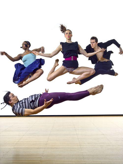 Australian Dance Theatre in Full flight