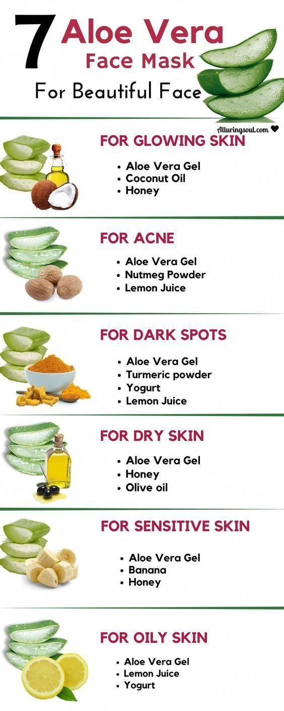 Tips Kecantikan Wajah Alami Tips Kecantikan Wajah Alami Aloe Vera Produk Perawatan Kulit Alami Masker Wajah Buatan Rumah