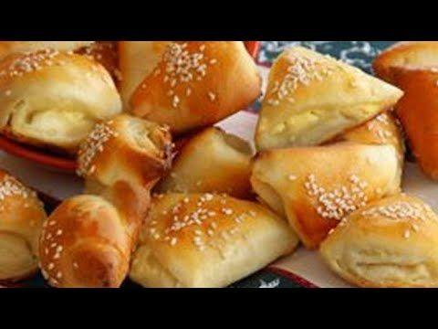 فطائر سريعه للفطور مكونات بسيطه وموجوده في بيتك Youtube Savory Appetizer Cooking Food