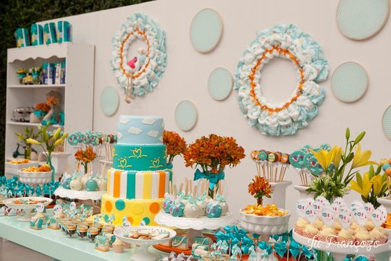Pinterest the world s catalog of ideas - Decoracion de baby shower nina ...