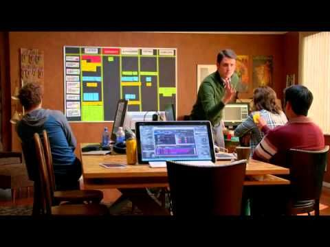 Scrum on the Big Screen!  (HBO's Silicon Valley S01E05)