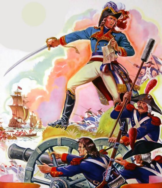 General Hoche during the French Revolutionary War- by Raoul Auger