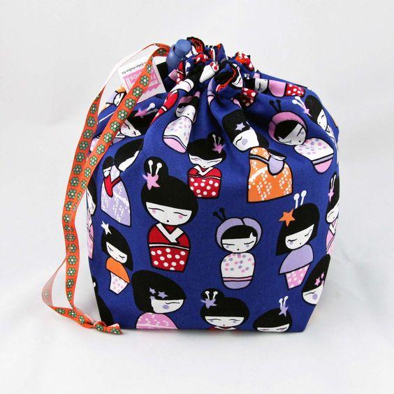 Kawaii People - Maxi Bucket Bag