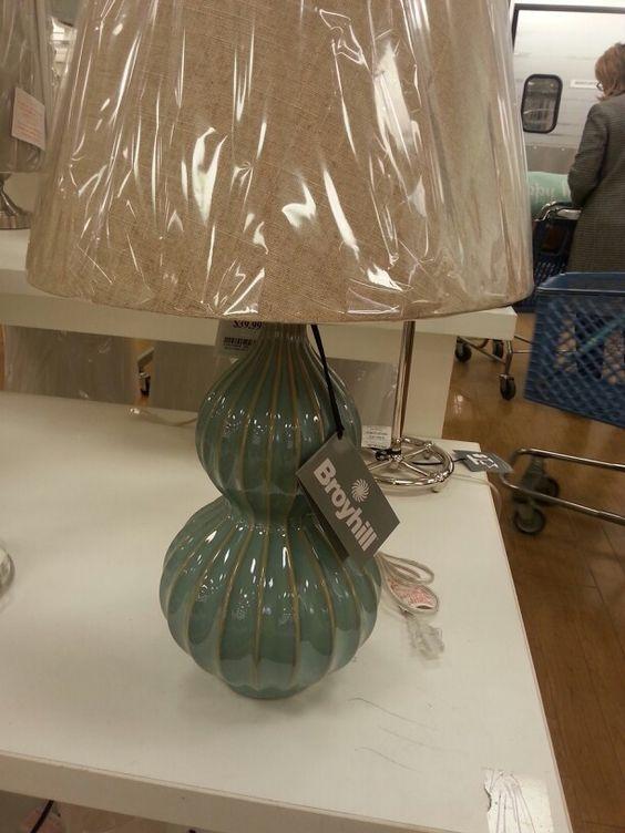 Marshalls lamp