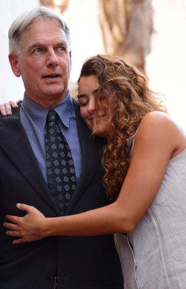 Mark s Cote během ceremoniálu udělení hvězdy na Hollywoodském chodníku slávy, říjen 2012