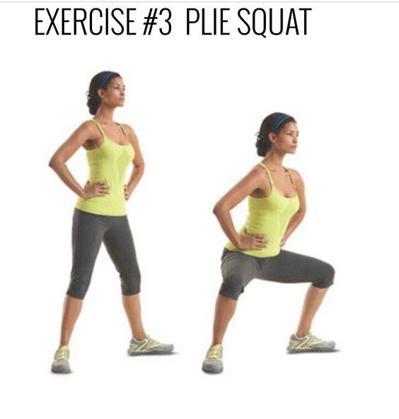 Pile squats