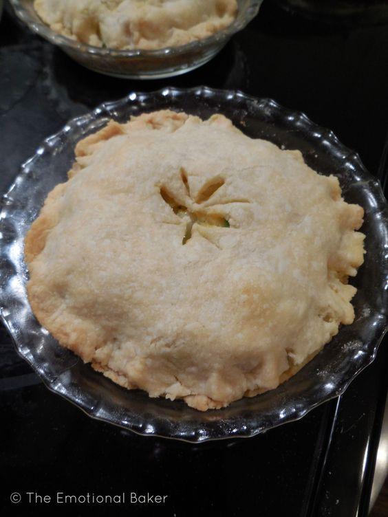 Veggie Pot Pie #vegan #dinner