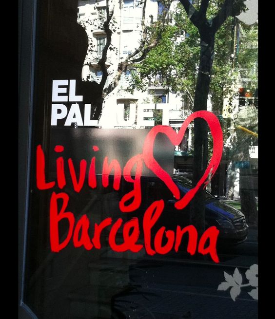 Serendipitylands: EL PALAUET LIVING BARCELONA
