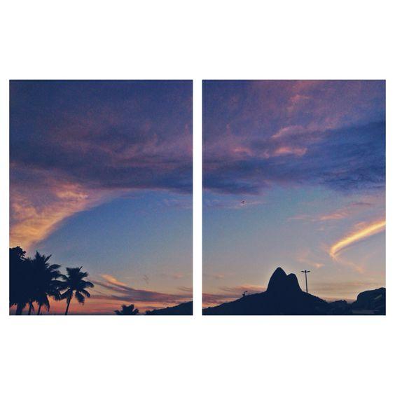 In between dreams #rio #sunset