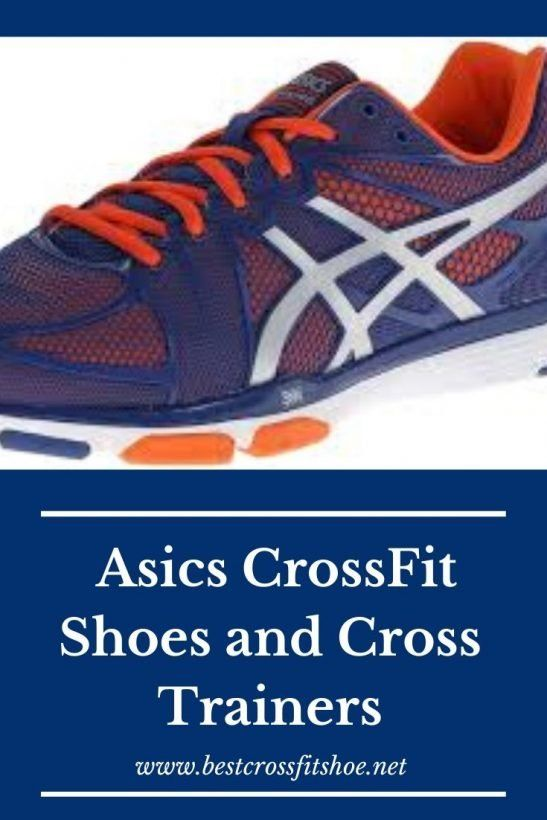 CrossFit Training Shoes by Asics