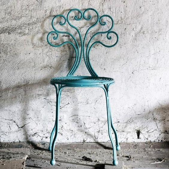 Sorteo: consigue una fabulosa silla en tonos turquesa con Mivinteriores.com   Decorar tu casa es facilisimo.com