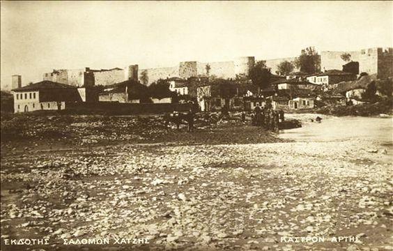 Το Κάστρο, 1910