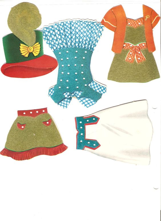 Miss Missy Paper Dolls: Polly Molly and Their Dolls 1958*1500 free paper dolls for Christmas at The International Paper Doll Society and also free Asian paper dolls at The China Adventures of Arielle Gabriel *