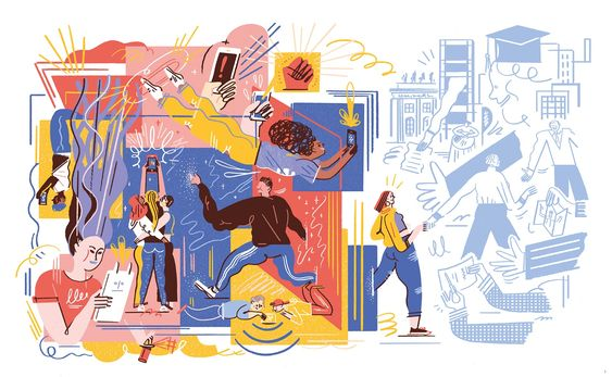 Kati Szi - Illustration