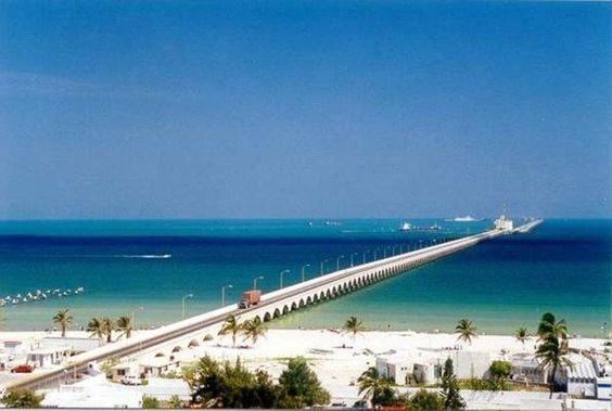 Playa de Progreso, Yucatán, México