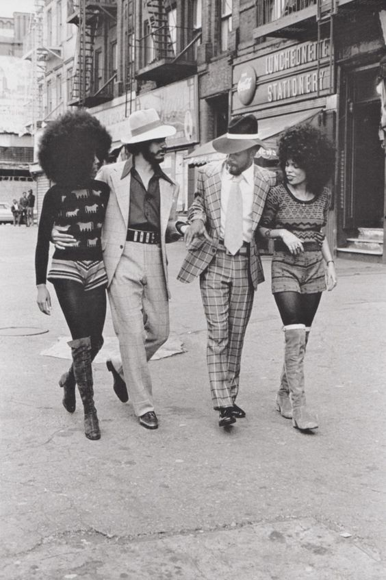 Super Fly African American fashion models circa 1970s Follow us on TUMBLR PINTEREST FACEBOOK TWITTER
