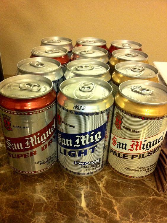 San Miguel Beer - Philippines