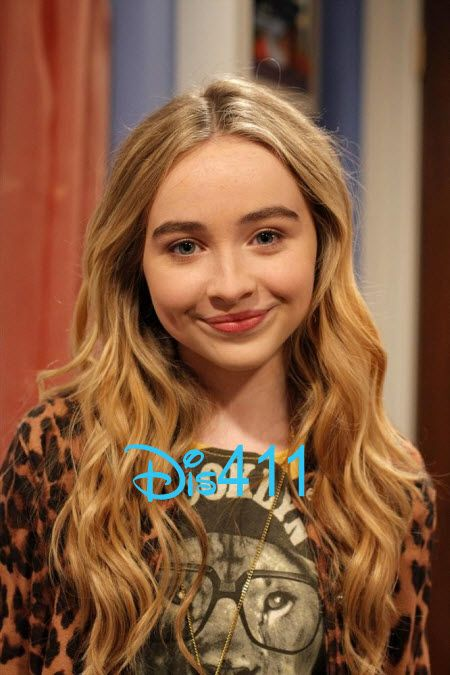 sierra carpenter girl meets world Today's an exciting day for sabrina carpenter: the singer and girl meets world actress is celebrating her 18th birthday big news girl meets world fans.
