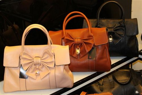PURSE  bow purse