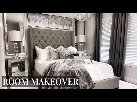 Extreme Bedroom Makeover Luxe On A Budget Room Transformation