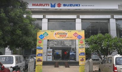 Pin On Maruti Suzuki Arena Dealers