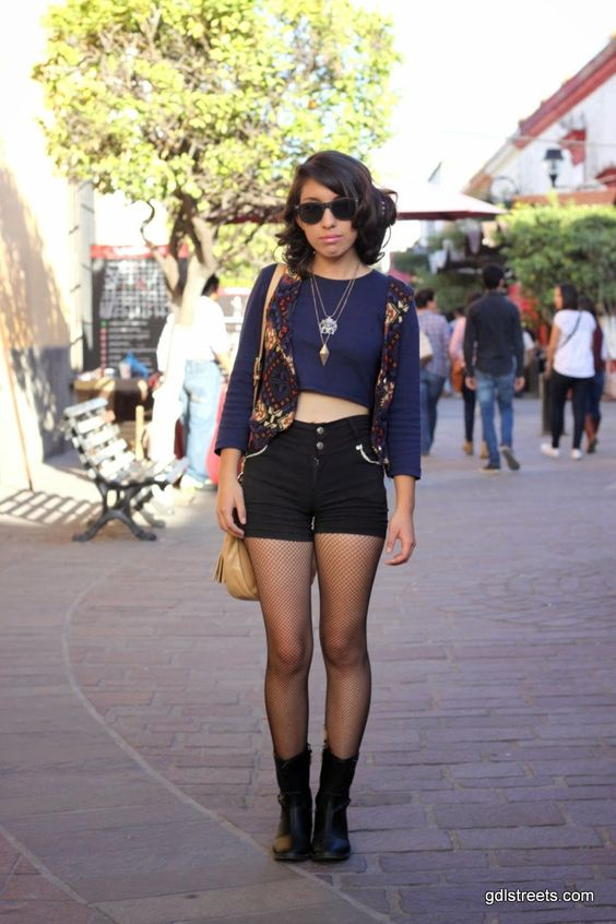 Mexican Fashion and Life Style blog by Maya H: Street Style