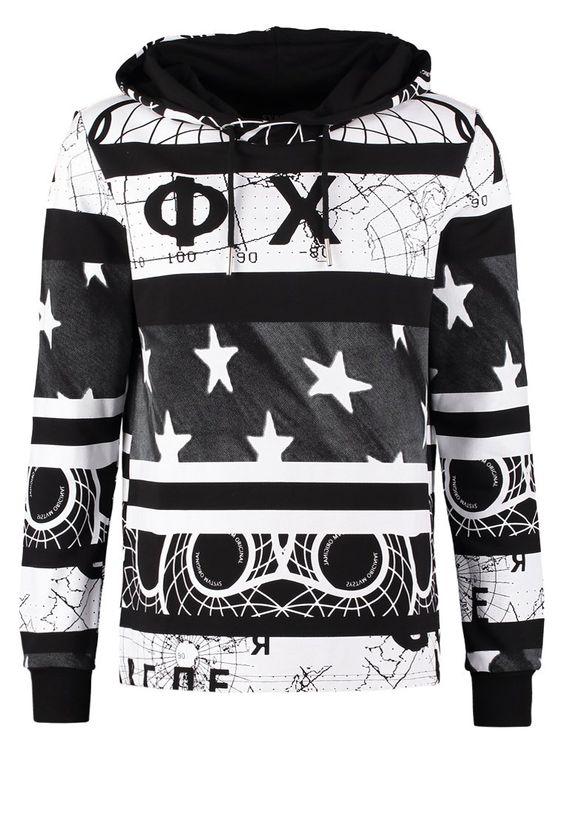 SYSTVM - FUSE  - Sweatshirt - allover print