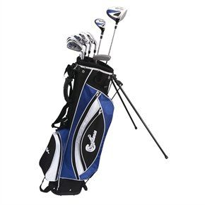 Confidence Power II LEFT HAND Golf Clubs Set + Bag